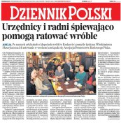 DZIENNIK POLSKI (09.10.2012 r.)