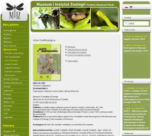 www.miiz.waw.pl/pl/wydawnictwa/acta-ornithologica.html