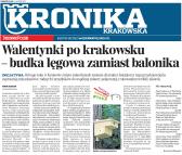 Dziennik Polski 11.02.2013 (Anna Agaciak)