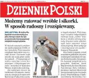 Dziennik Polski - 30.01.2013 - Anna Agaciak
