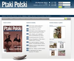http://www.ptaki-polski.pl/aktualnosci,1.html