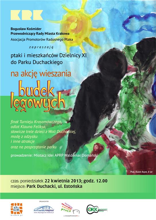 park duchacki 22 marca