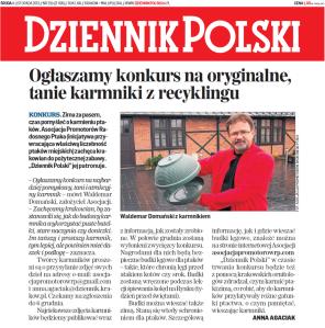 KONKURS Dziennik Polski