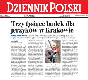 Dziennik Polski Asocjacja Budki 17 06 2015